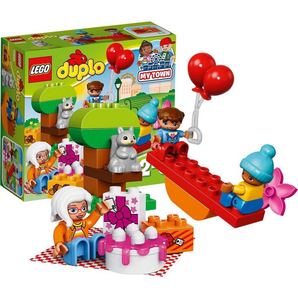 Lego® 10832 DUPLO: Geburtstagsparty online kaufen