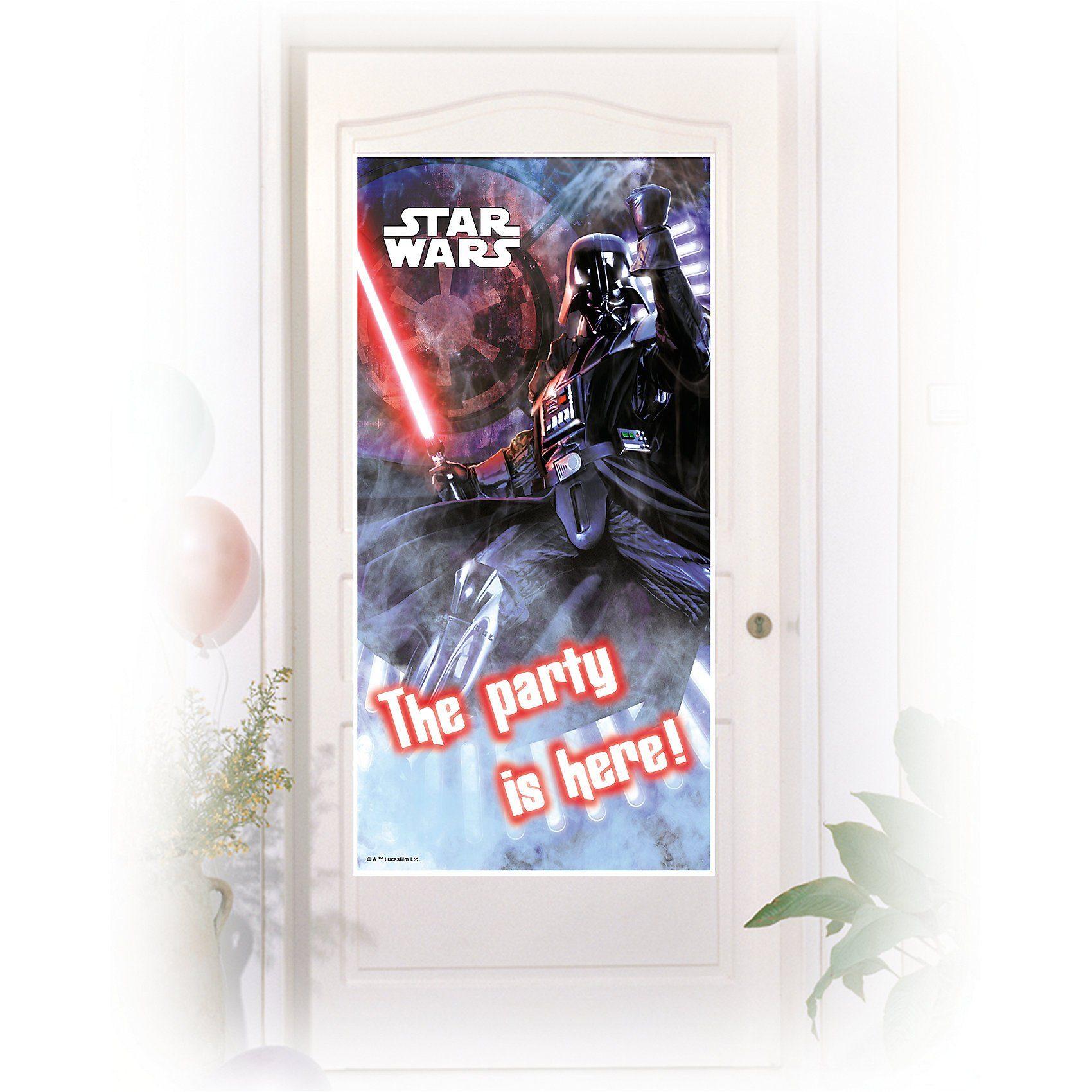 Procos Türbanner Star Wars, 279 x 180 cm