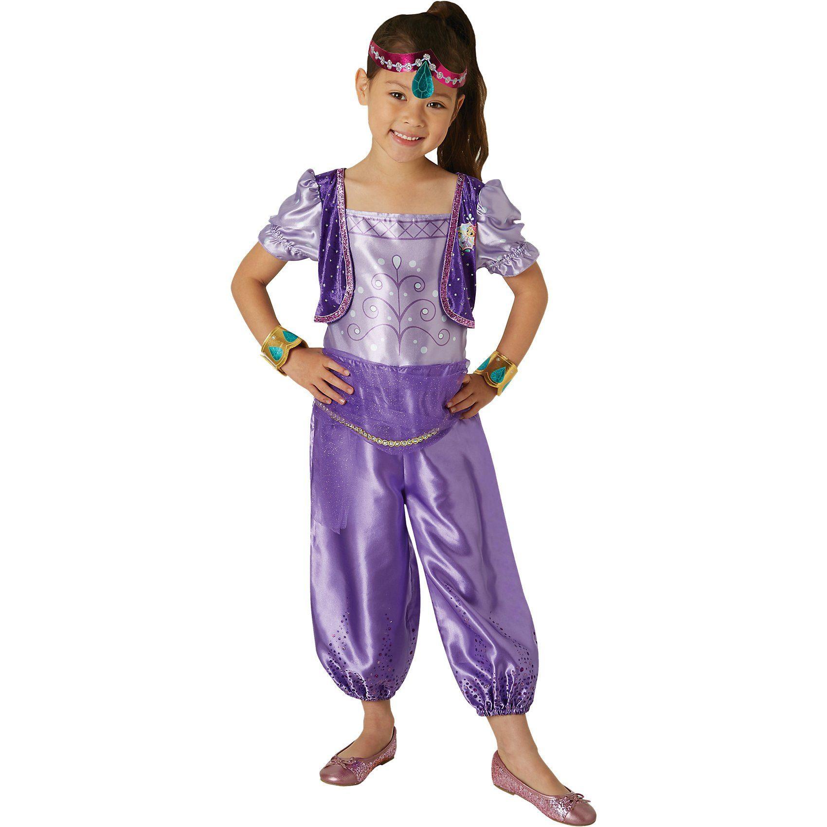 Rubie´s Kostüm Shimmer, 4-tlg.