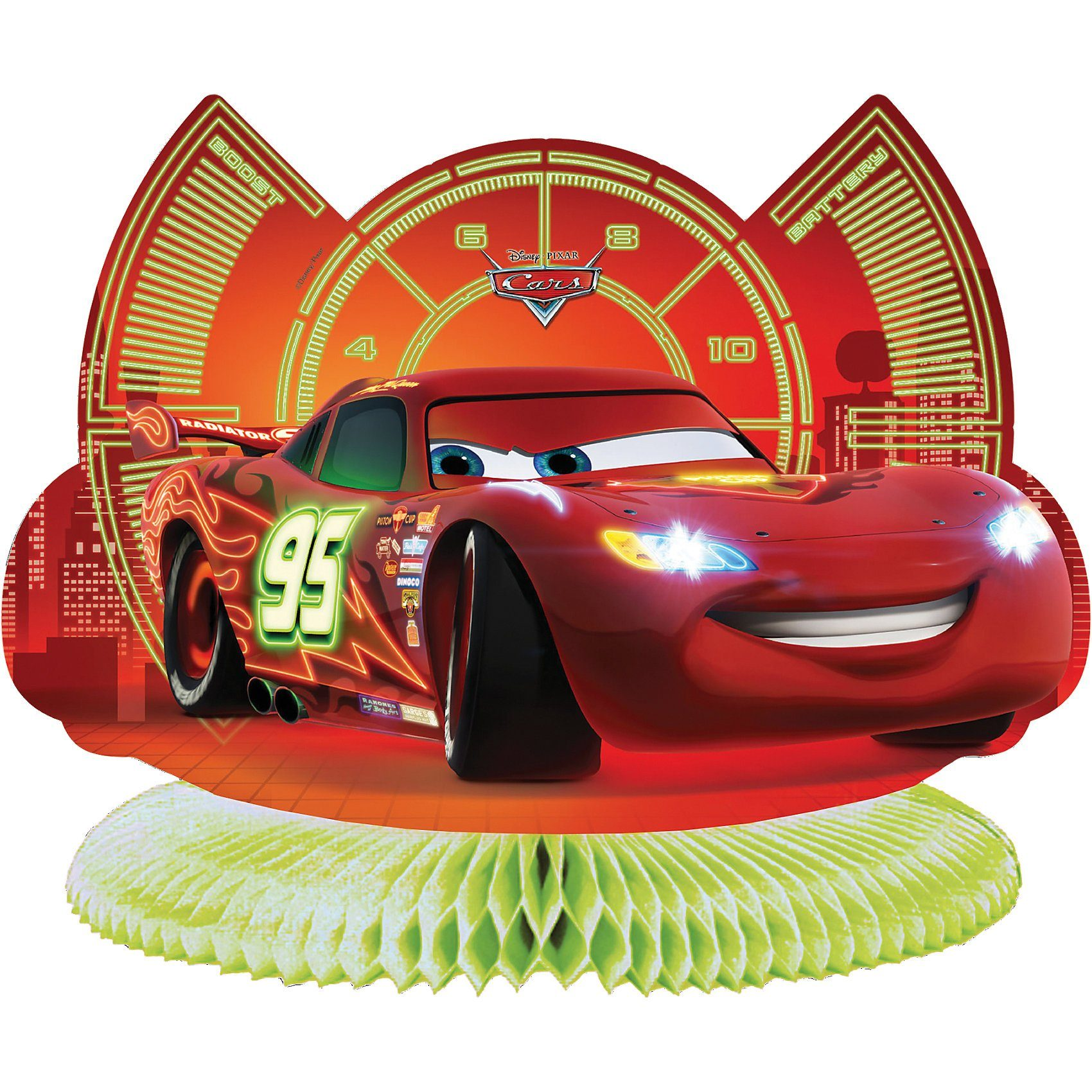 Procos Tischdekoration Disney Cars