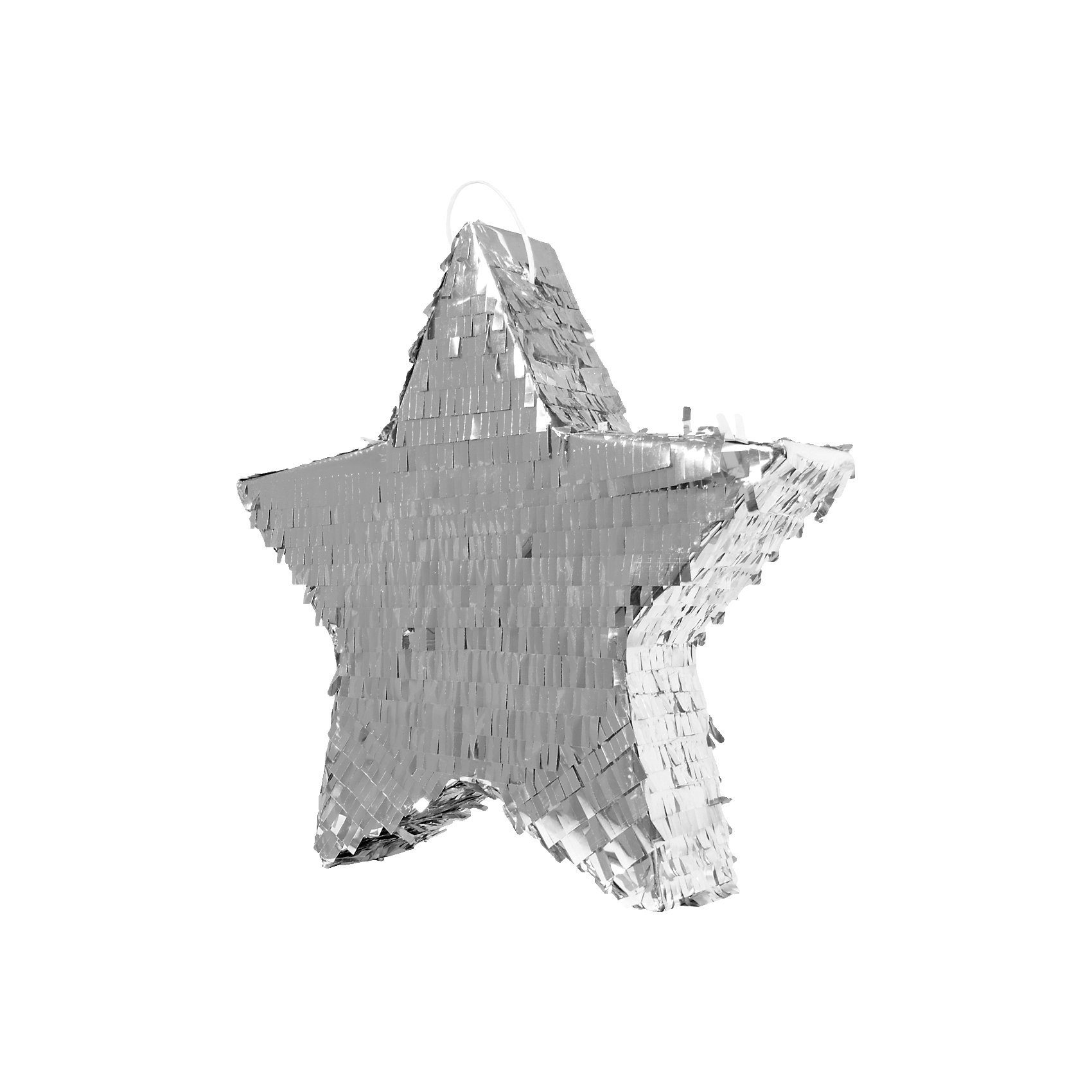 Folat Pinata Stern Silber