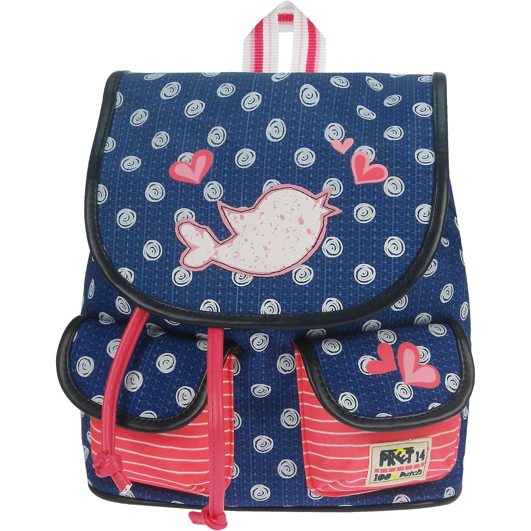 Vadobag Kinderrucksack PRET Denimized blau