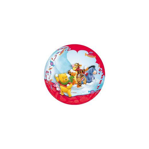 Nestler Weihnachtsbaumkugel zum Befüllen Winnie Pooh Schneeballschla