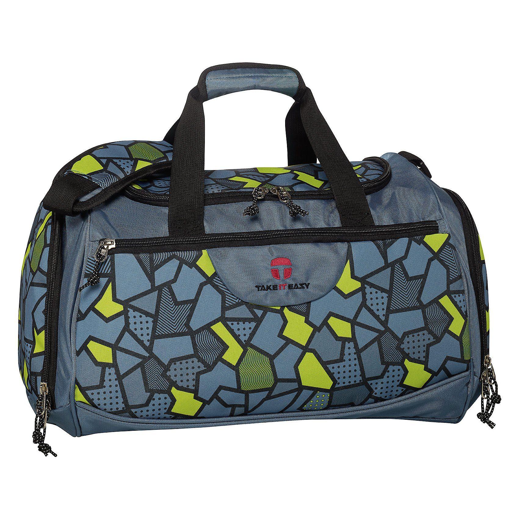 TAKE IT EASY® Sporttasche Lime