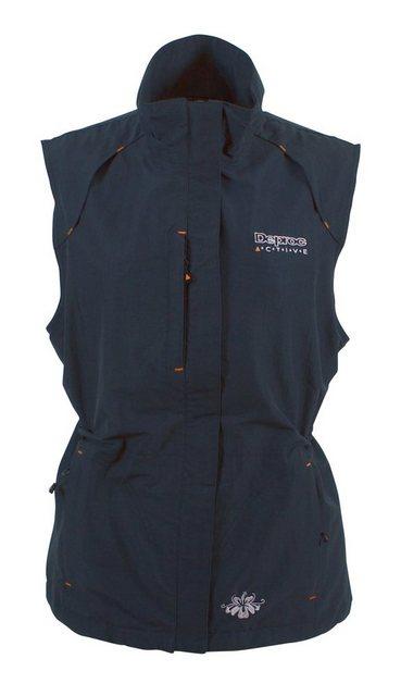 DEPROC Active Funktionsweste »KENORA WOMEN Stretch Vest« auch in Großen Größen erhältlich | Bekleidung > Westen > Funktionswesten | DEPROC Active