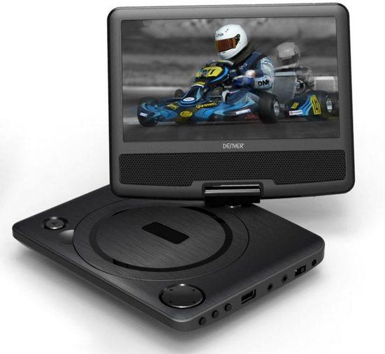 Denver portabler DVD Player »MT - 783 NB«