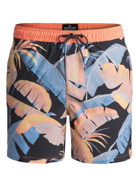 Quiksilver Schwimmshorts »Island Time 17« | Sportbekleidung > Sporthosen > Sportshorts | Schwarz | Quiksilver