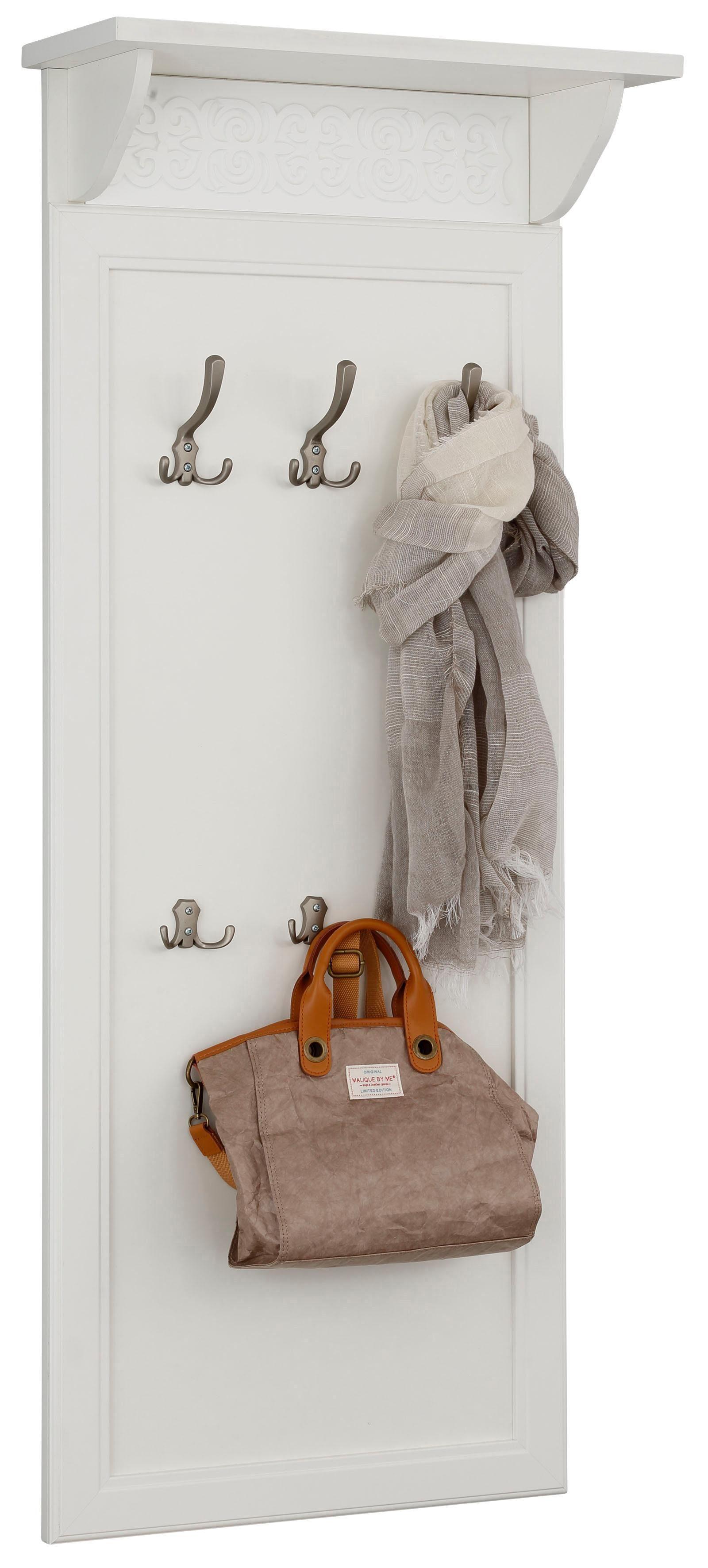 Home affaire Wandpaneel »Lucy« mit dekorativen Ornamenten verziert