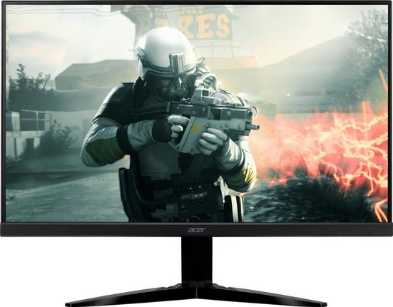 Acer KG271C Gaming-LED-Monitor (1920 x 1080 Pixel, Full HD, 1 ms Reaktionszeit, 144 Hz)