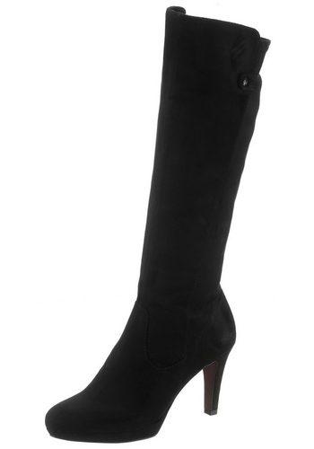 Damen s.Oliver RED LABEL Stiefel mit s.Oliver Soft Foam Ausstattung schwarz | 04055164165658