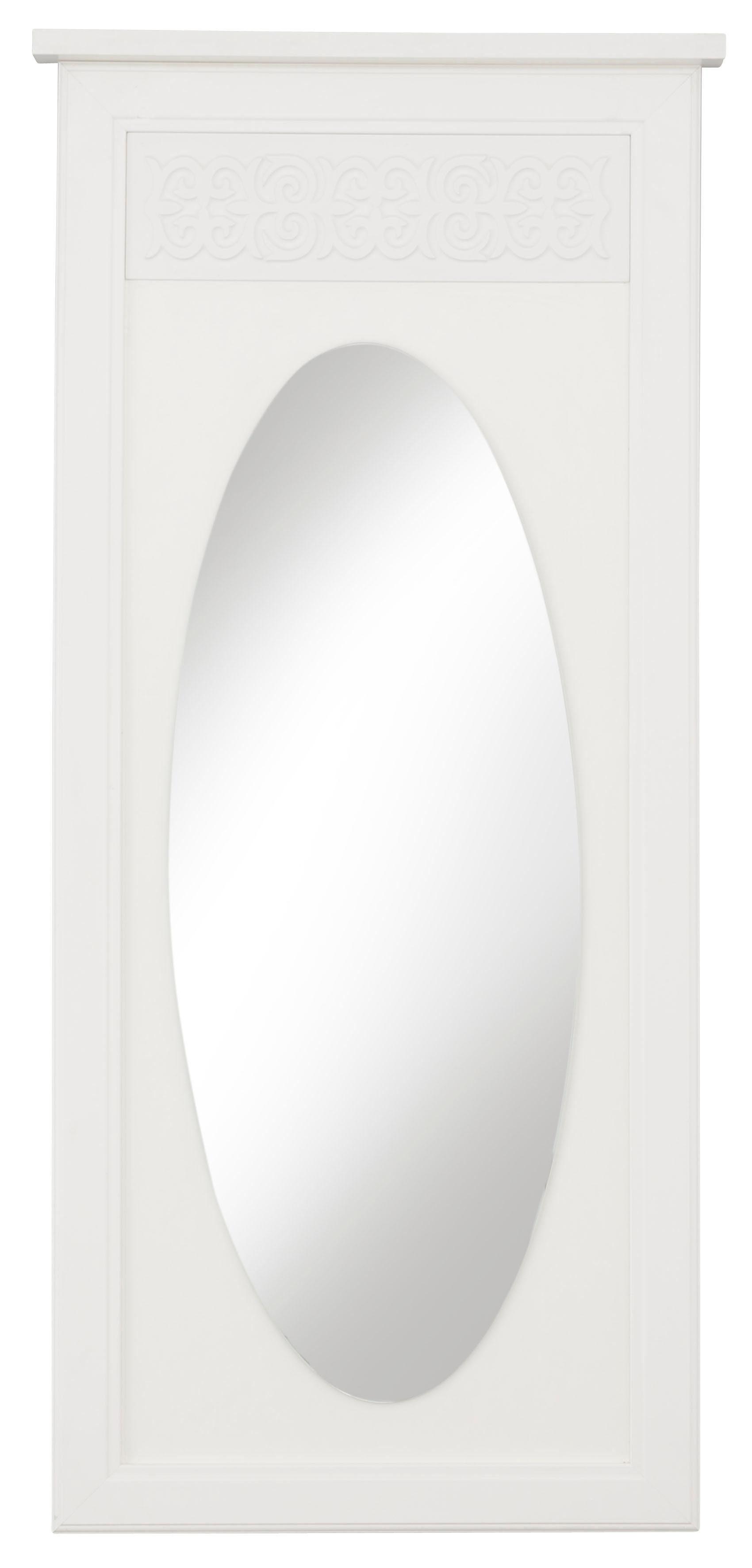 Home affaire Spiegel »Lucy« mit ovalförmiger Spiegelfläche