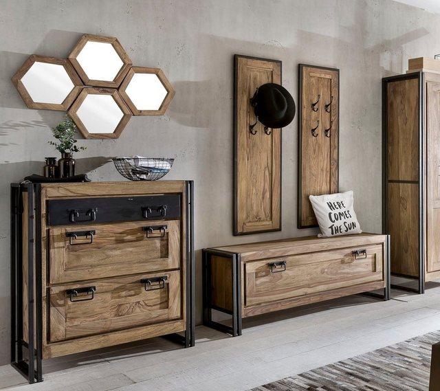 Garderoben Sets - SIT Garderoben Set »Panama«, (8 tlg)  - Onlineshop OTTO