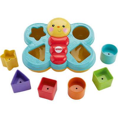 Mattel® Steckspielzeug »Fisher-Price - Sortierspaß-Schmetterling«