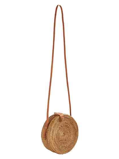 heine home Tasche in runder Form