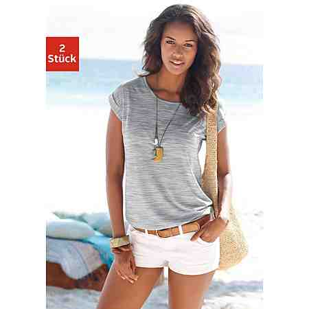 Damenbademode: Strandbekleidung: Strandshirts