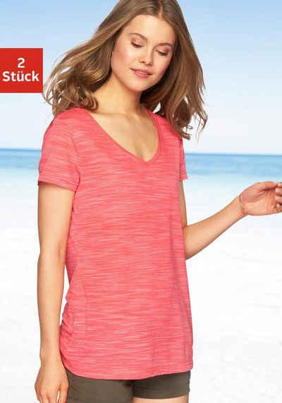 7db0b34058fc44 Beachtime T-Shirt »Beach Time Shirt« (Packung