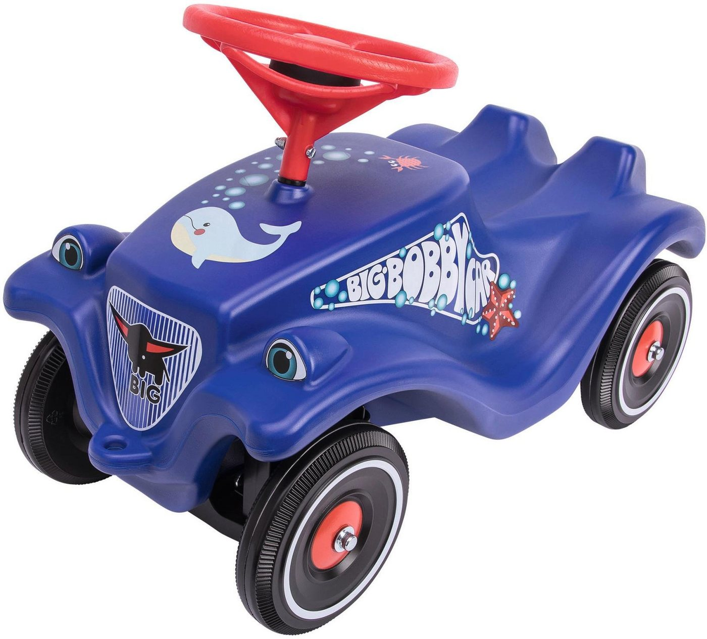 BIG Rutscherauto, »BIG Bobby Car Classic Ocean«