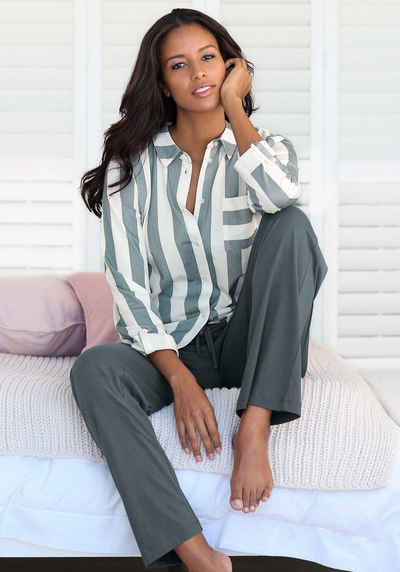 new style 7bd8f a45b3 Pyjamas online kaufen » Schlafanzüge für Damen | OTTO