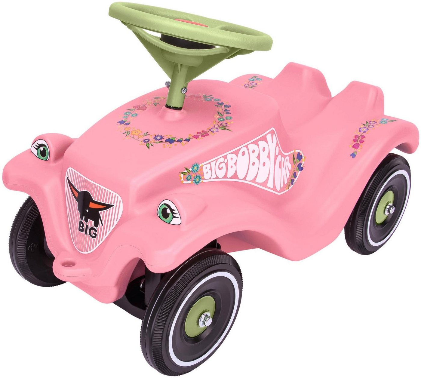 BIG Rutscherauto, »BIG Bobby Car Classic Flower«