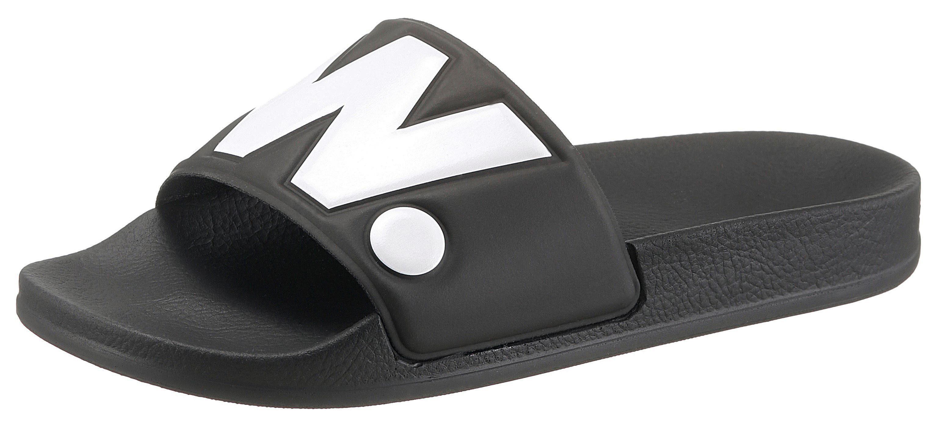 G-Star RAW Cart Slide Badepantolette, im Kontrast-Look online kaufen  schwarz-weiß