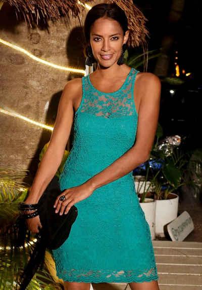 Grünes Kleid online kaufen   OTTO 4bea97d04d