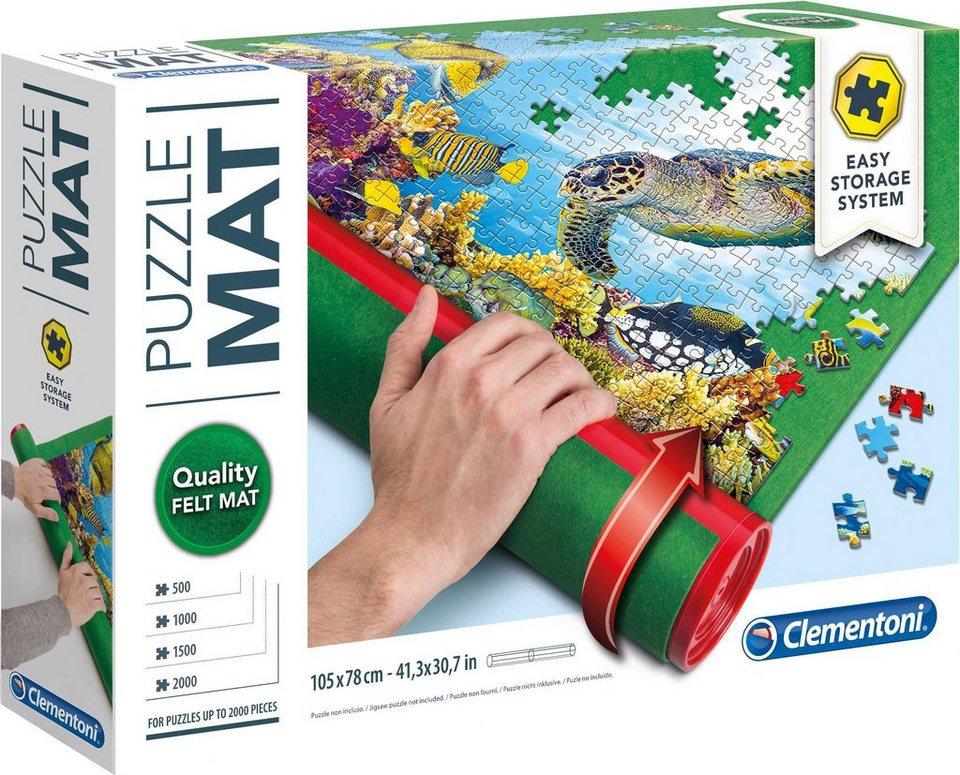 Clementoni Puzzlerolle für bis zu 2000 Puzzleteile,  Puzzle Mat   online kaufen