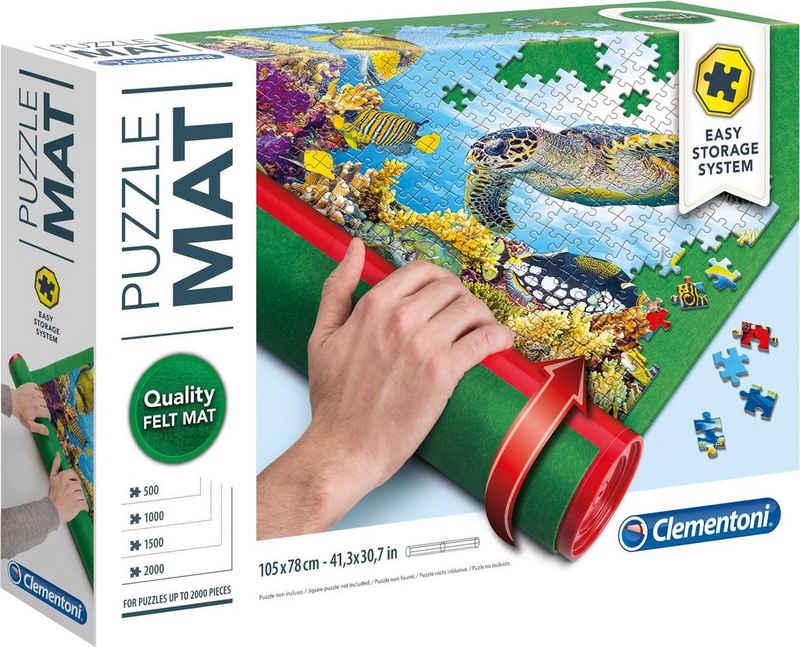 Clementoni® Puzzleunterlage »Baby Clementoni - Puzzle Mat«, zum Rollen