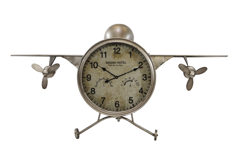 HTI-Line Standuhr »Tante Ju« | Dekoration > Uhren > Standuhren | HTI-Line