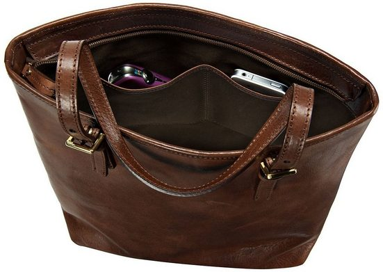 Donna »story Small Handtasche Shopper« Bridge The aqtApp