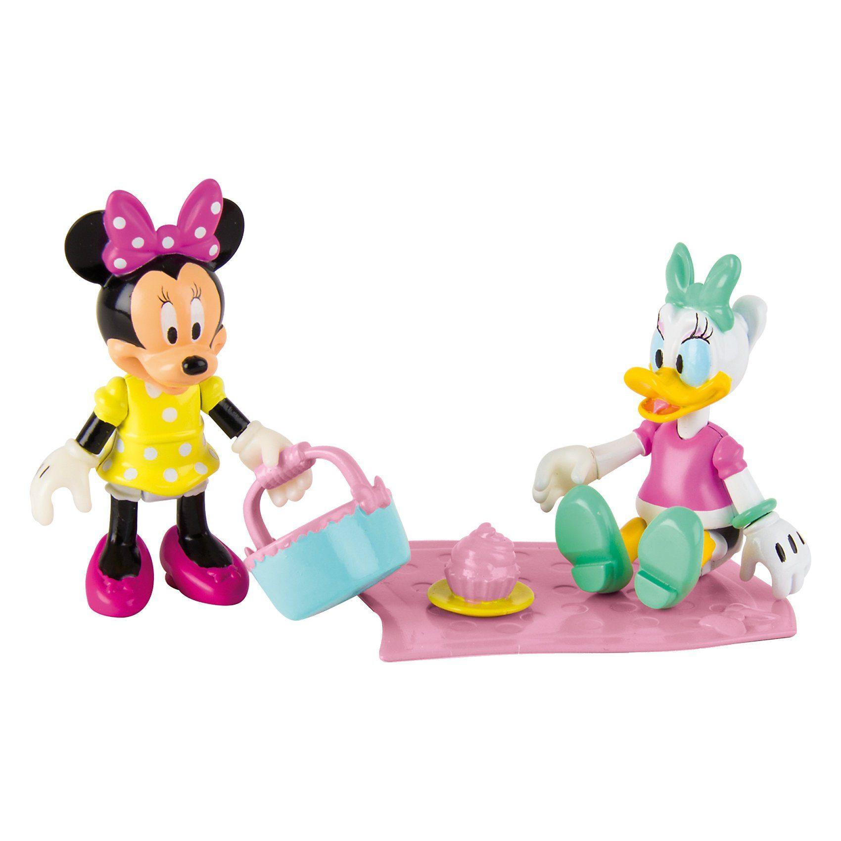 IMC TOYS Minnie und Daisys Picknick Set