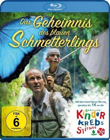Blu-ray »Das Geheimnis des blauen Schmetterlings«