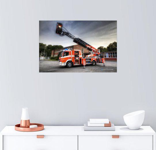 Posterlounge Wandbild - Markus Will »DLA23 12 02 2k14«