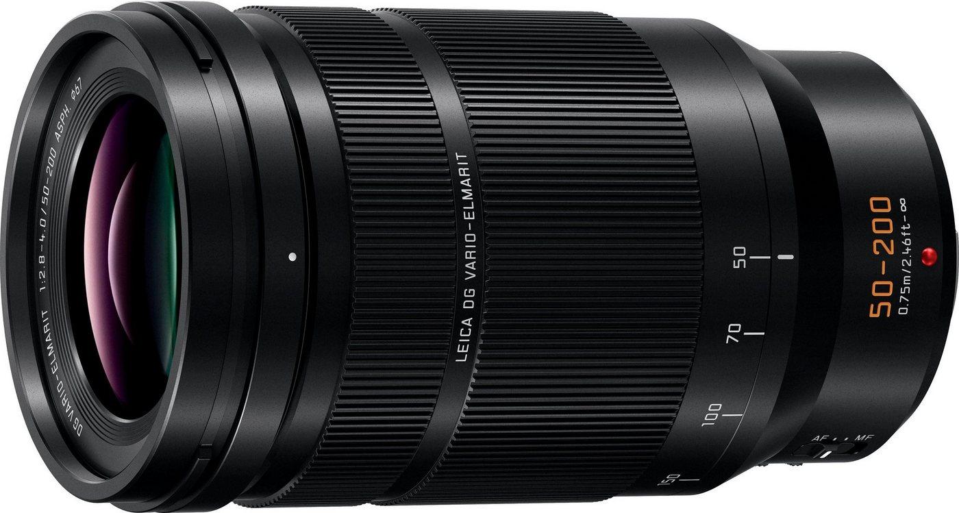 Objektive - Lumix Panasonic »Leica H ES50200E« Teleobjektiv  - Onlineshop OTTO