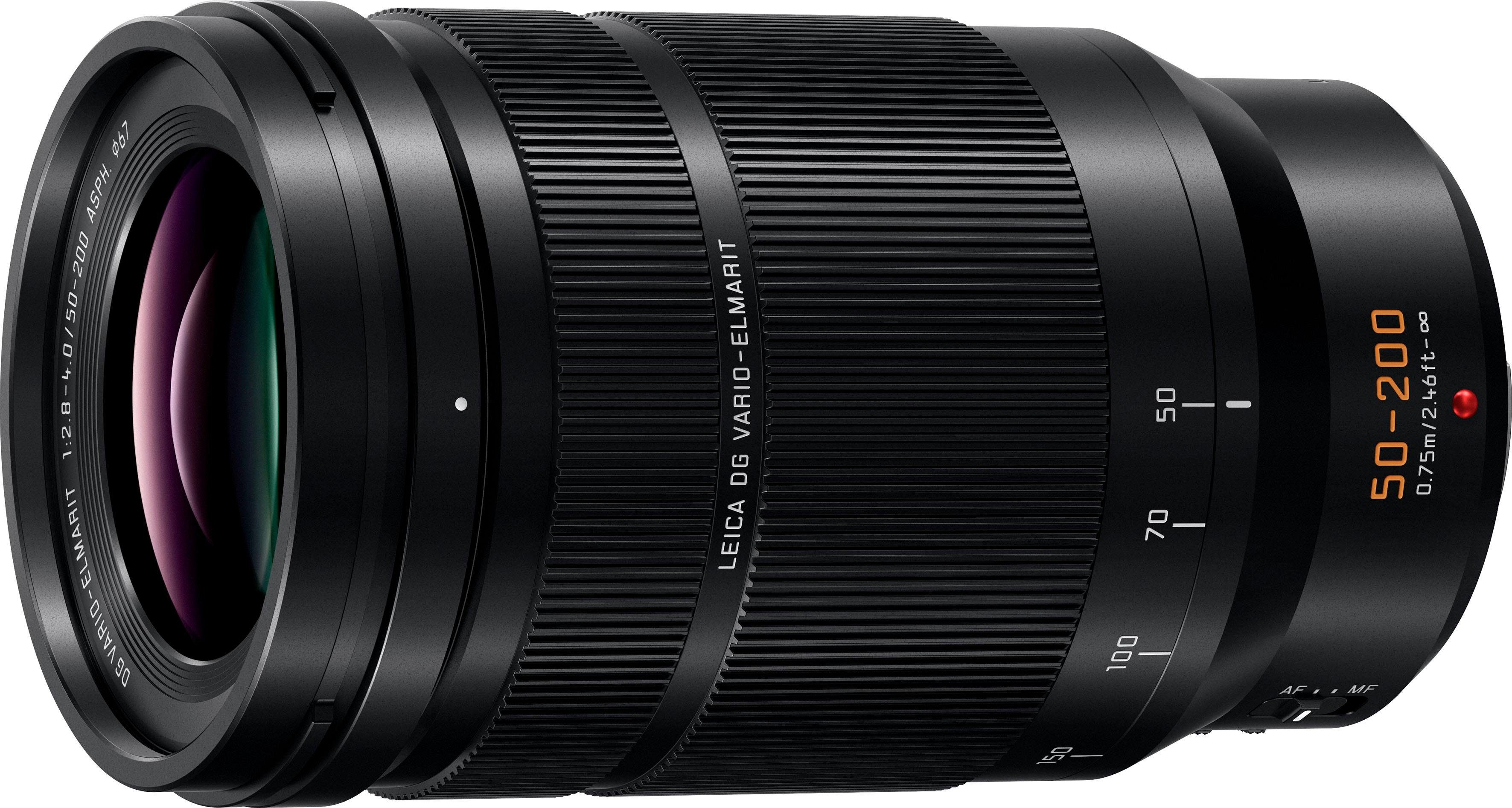 Lumix Panasonic »Leica H-ES50200E« Objektiv