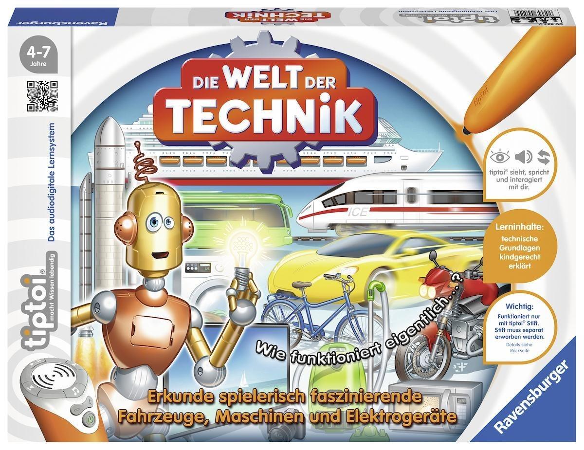 Ravensburger Spiel, »tiptoi® Die Welt der Technik«