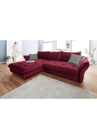 INOSIGN Kampinė sofa »Palladio«
