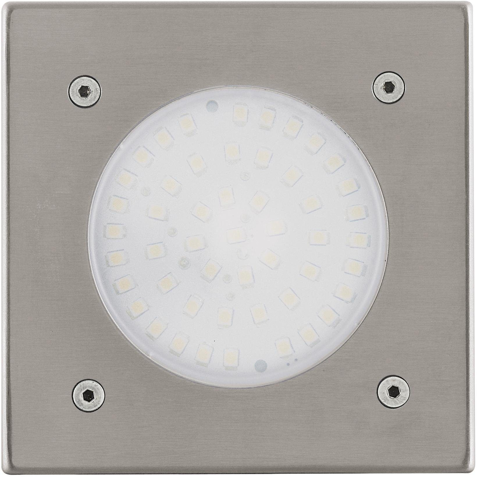 EGLO LED Einbauleuchte »LAMEDO«, 1-flammig, LED Bodeneinbauleuchte - Outdoor