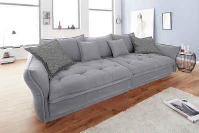 platzsparend ideen schlafsofa kunstleder, big sofa online kaufen » megasofa & big couch | otto, Innenarchitektur