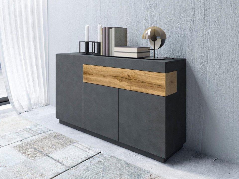 sideboard silke breite 150 cm online kaufen otto. Black Bedroom Furniture Sets. Home Design Ideas