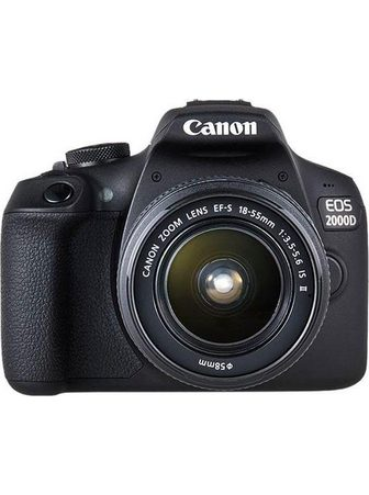 »EOS 2000 D EF-S 18-55 IS II Kit...