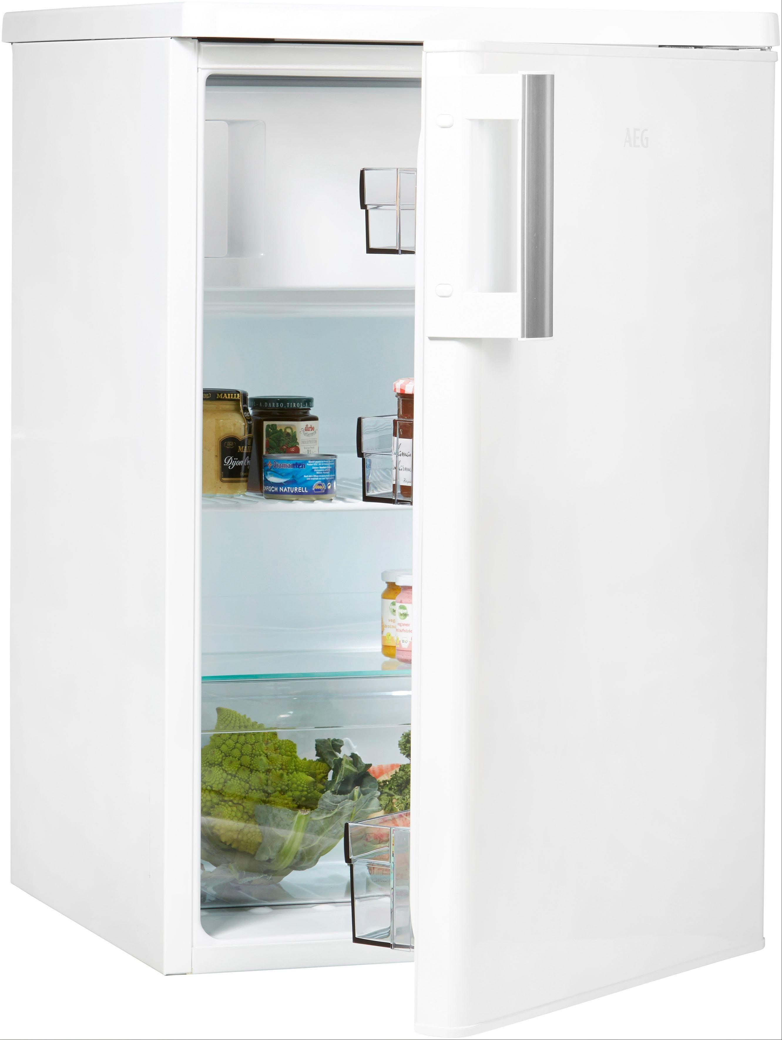 AEG Kühlschrank RTB41411AW, 85 cm hoch, 55 cm breit