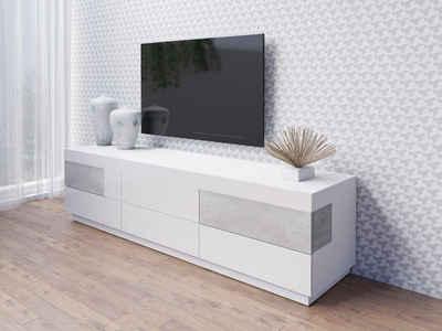 Tv Mobel In Weiss Online Kaufen Otto