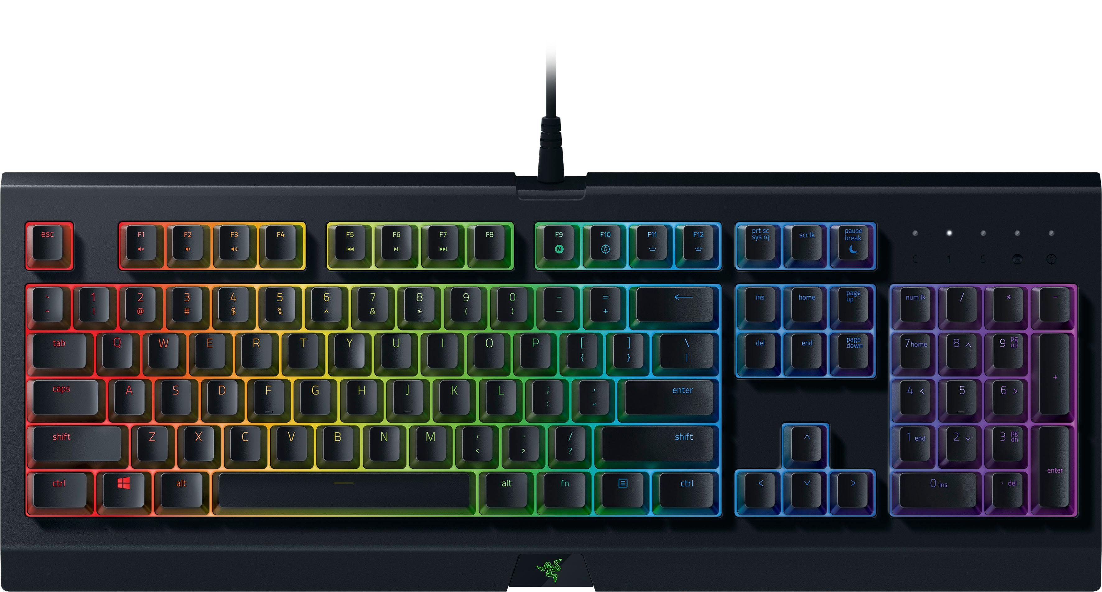 Razer Cynosa Chroma Gaming-Tastatur