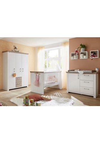 Babyzimmer-Komplettset »Stralsun...