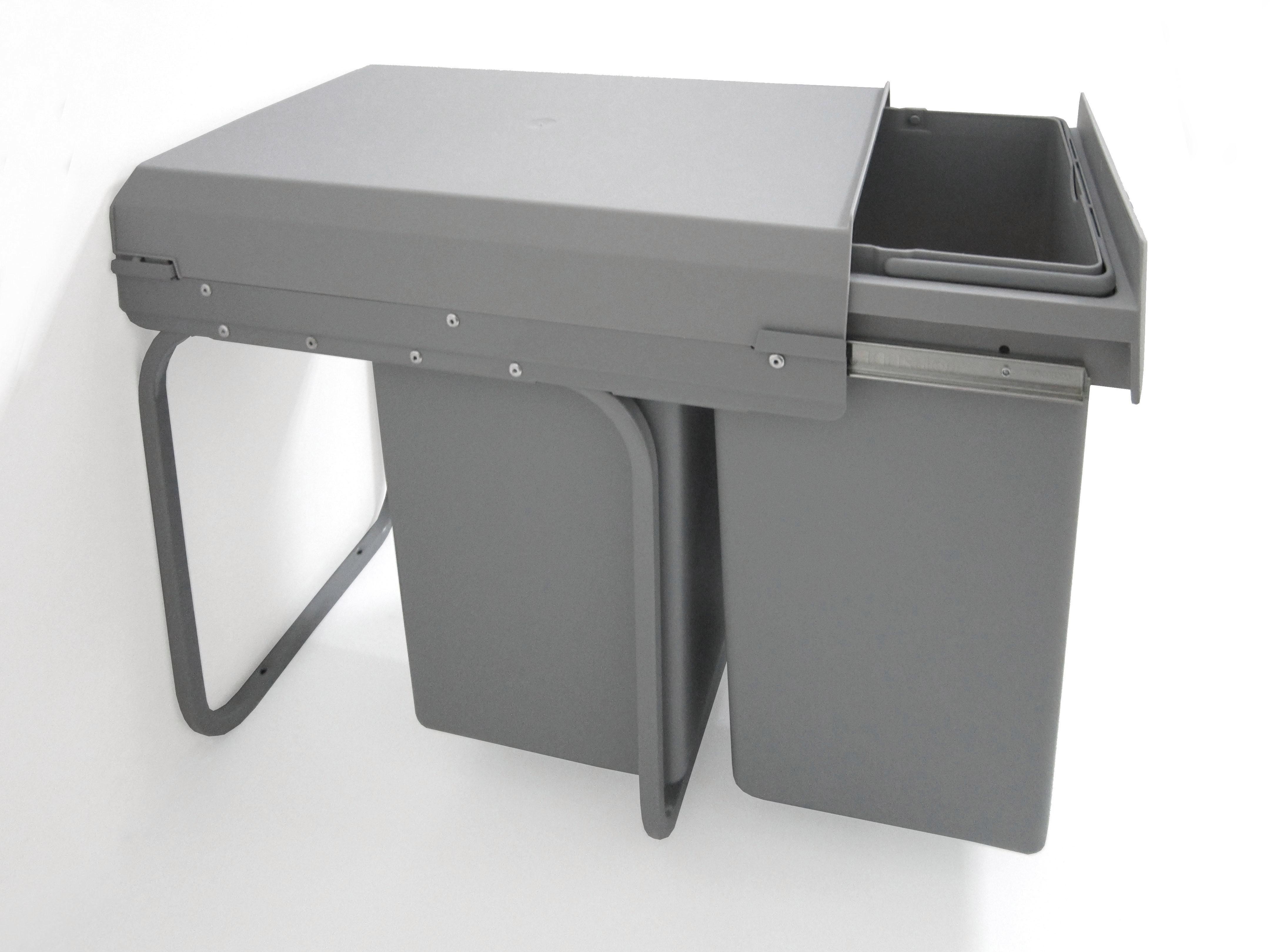 OPTIFIT Einbau-Abfallsammler für Schrankbreiten ab 30 cm