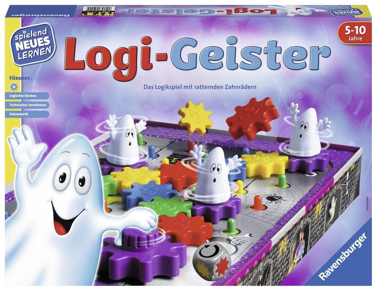 Ravensburger Kinderspiel, »Logi-Geister«