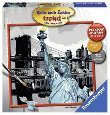 Ravensburger Malen nach Zahlen »New York City«