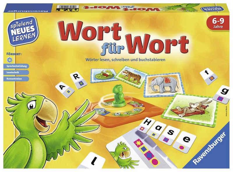 Ravensburger Spiel, »Wort für Wort«, Made in Europe, FSC® - schützt Wald - weltweit
