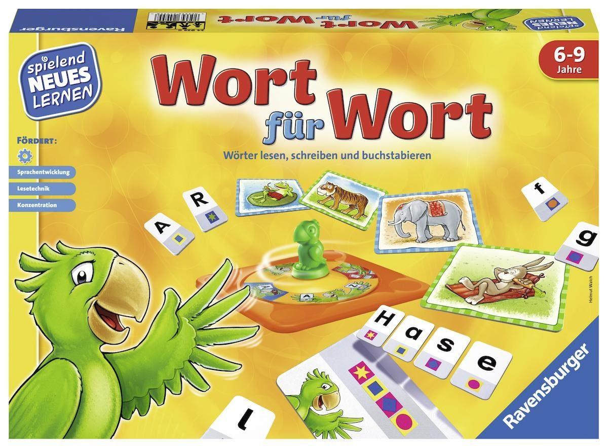 Ravensburger Kinderspiel, »Wort für Wort«