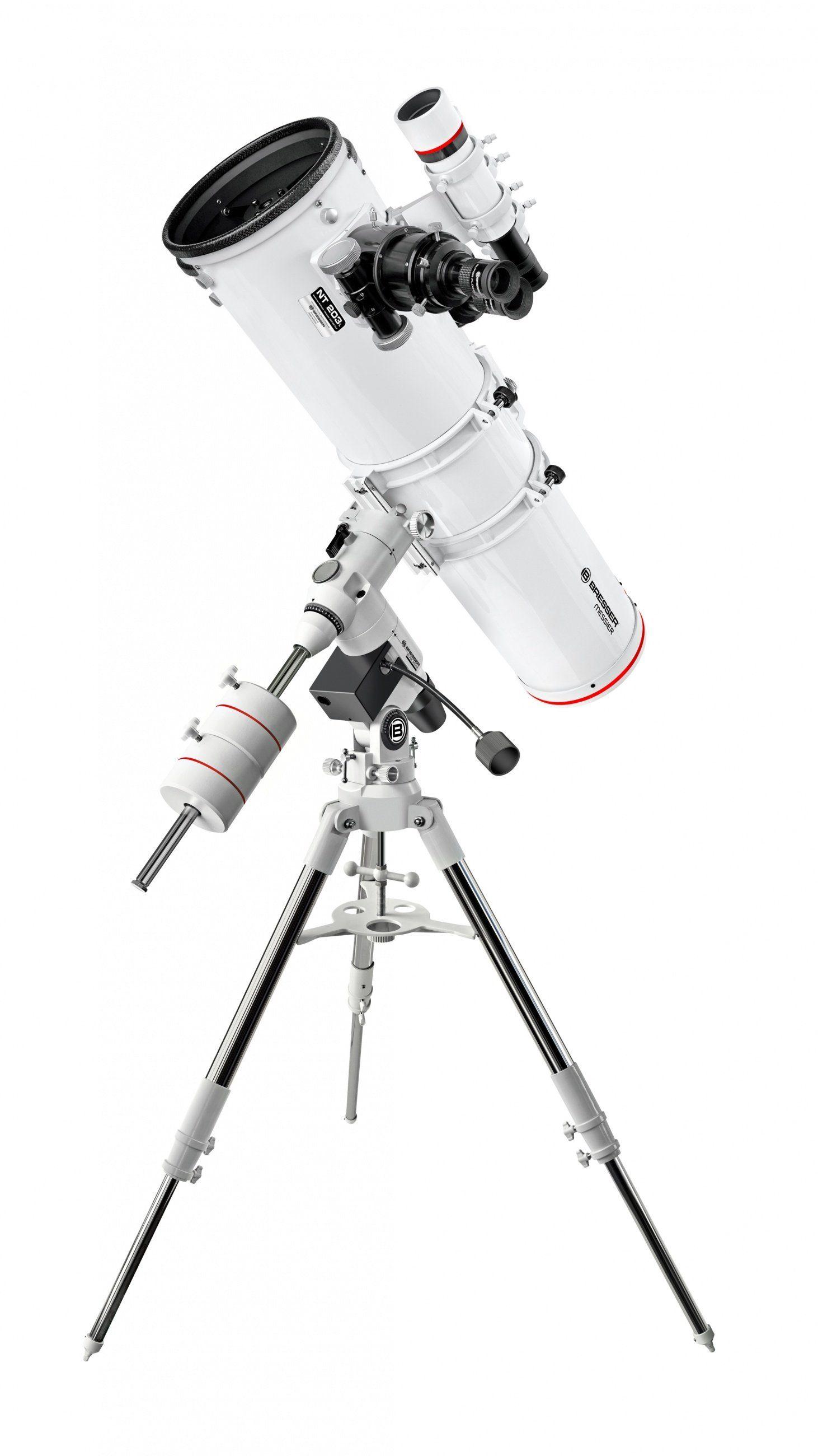 Bresser Teleskop »Messier NT-203/1200 Hexafoc EXOS-2 Montierung«
